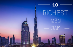 Richest men in UAE