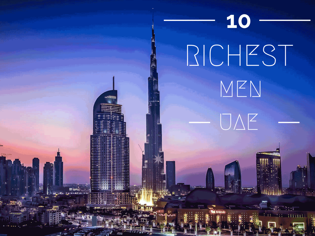 Dubai richest man