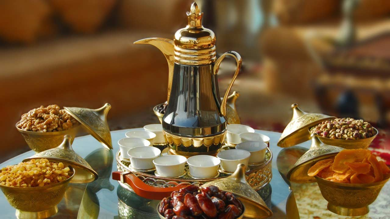 Image result for arabian coffee