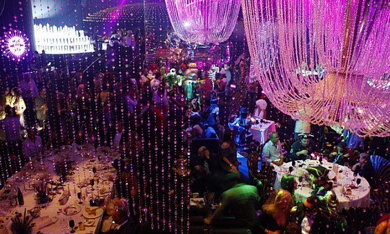 Parties in Dubai