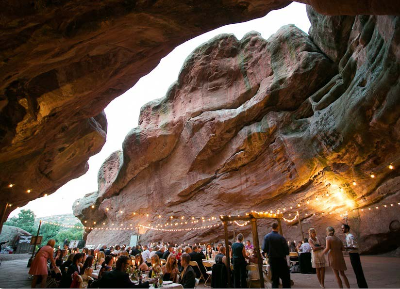 strange unusual wedding venues