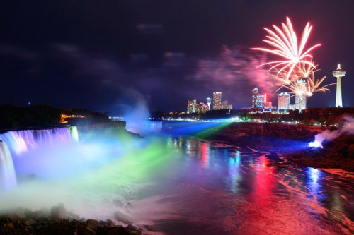New Years Eve Niagara Falls