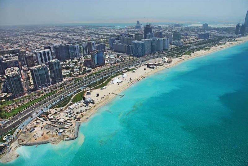 Abu Dhabi Corniche
