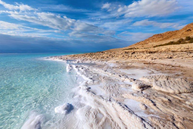 Dead Sea in Asia