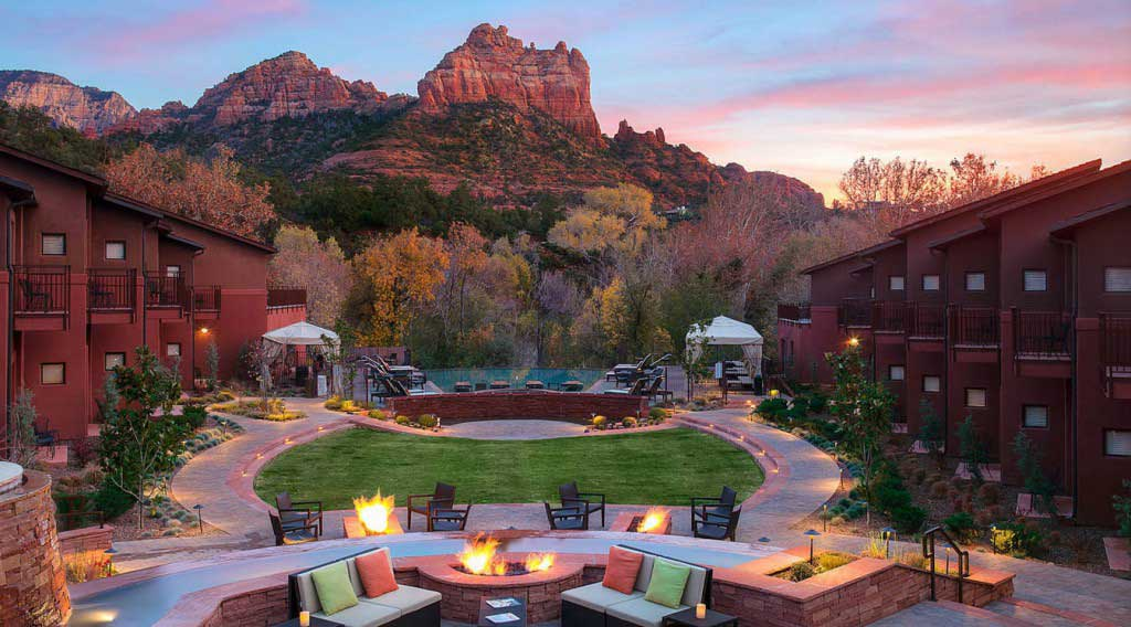 The Boulders Luxury Resort in Arizona