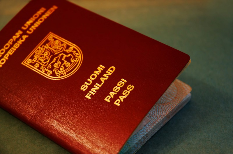 Finnish Passport