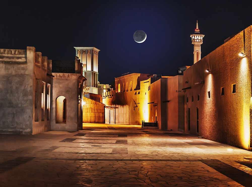 Bastakia Quarter Dubai