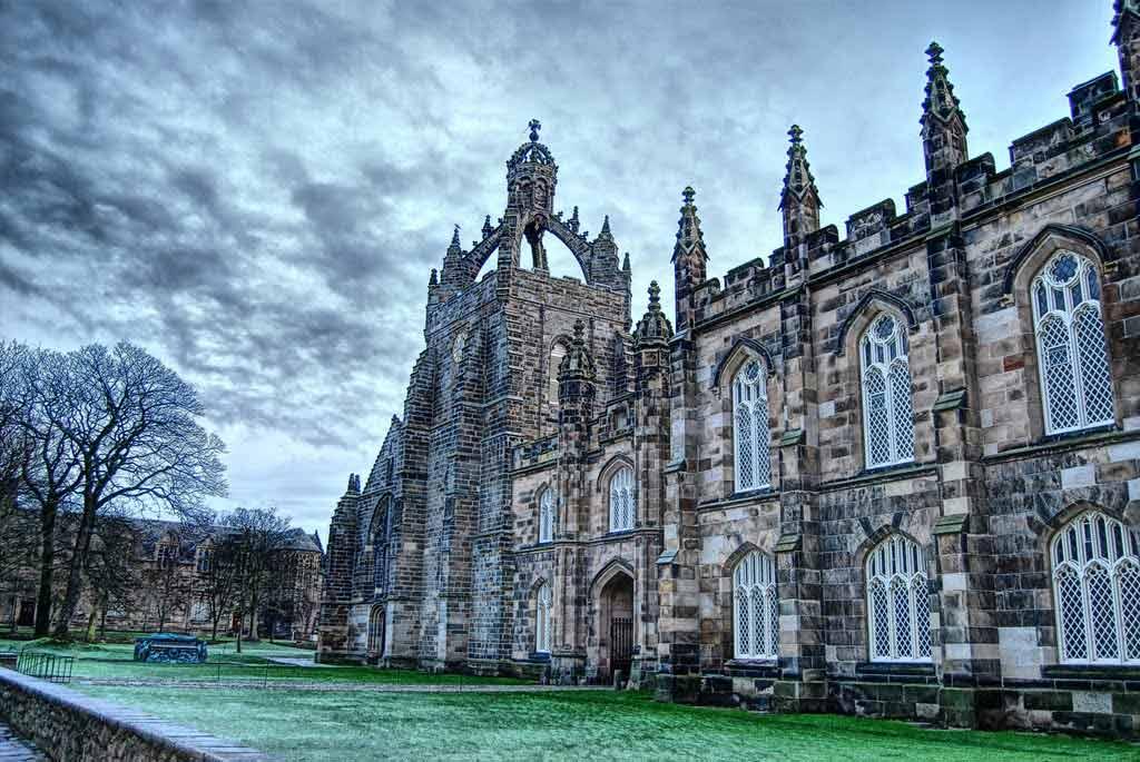 Granite City Scotland