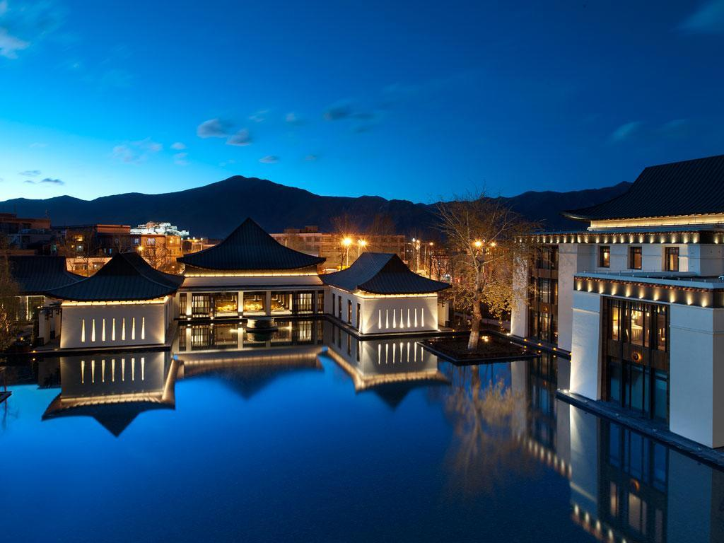 St. Regis Lhasa Resort in Tibet