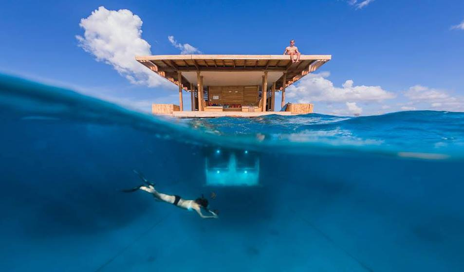 The Manta Resort in Zanzibar