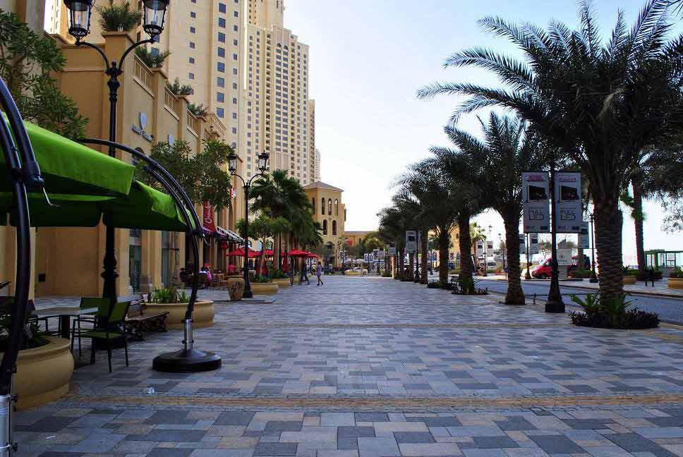 The Walk at Jumeirah Beach Residence