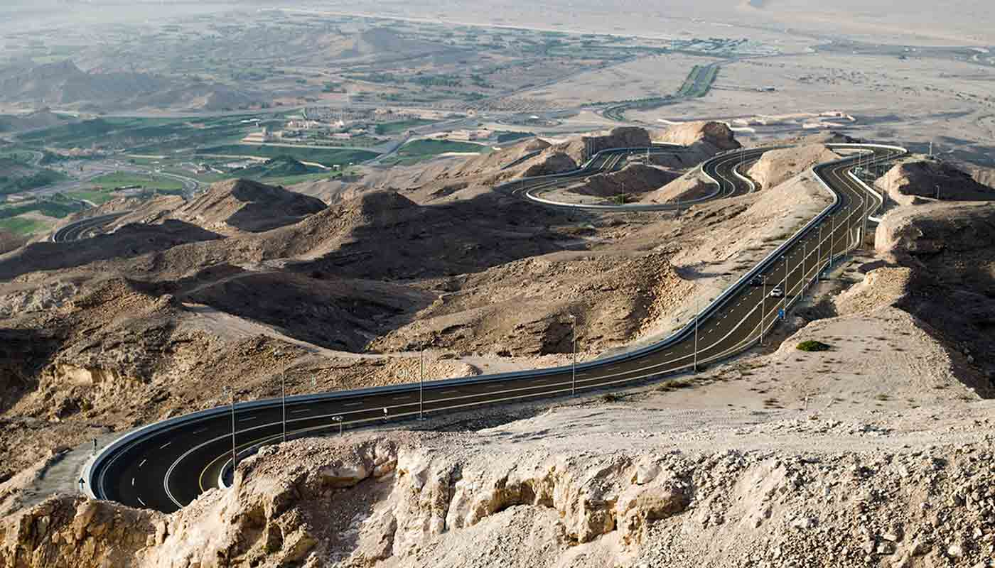 Jebel Hafeet Mountain Road Uae Travel Tips And