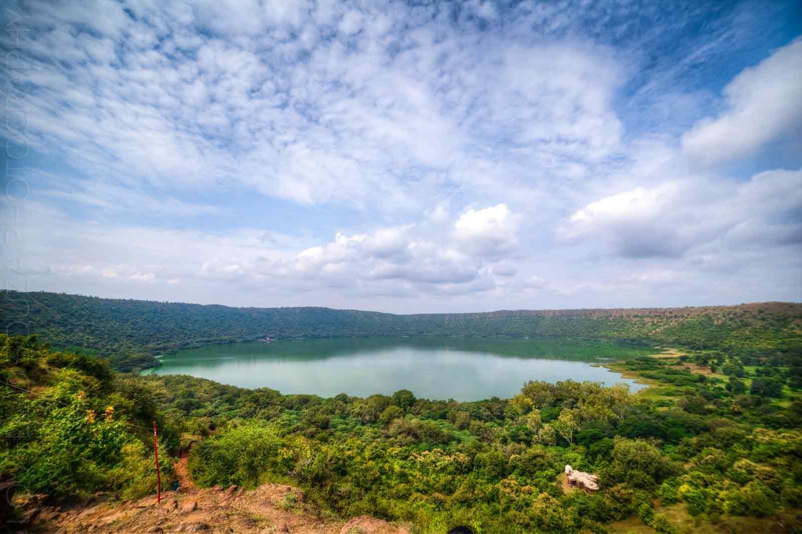 Lonar Lake Buldnar Maharashtra
