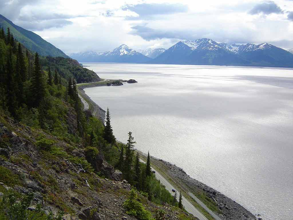 Seward Highway Alaska