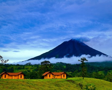 Arenal Volcano National Park Costa Rica