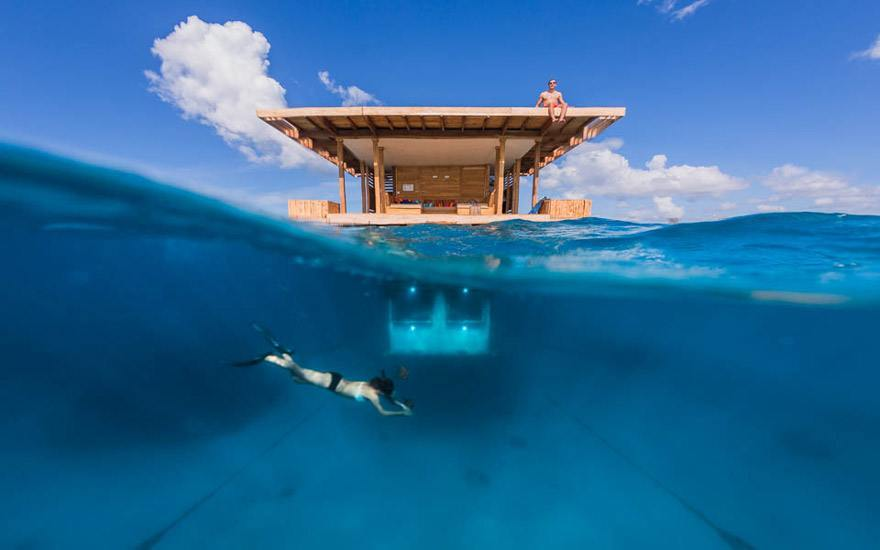 The Manta Resort Pemba Island