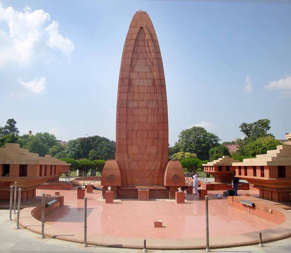 Jallianwala Bagh in Amritsar
