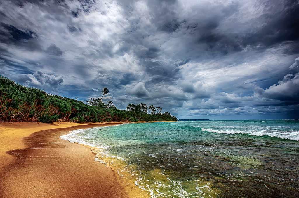 Neil island Andaman India
