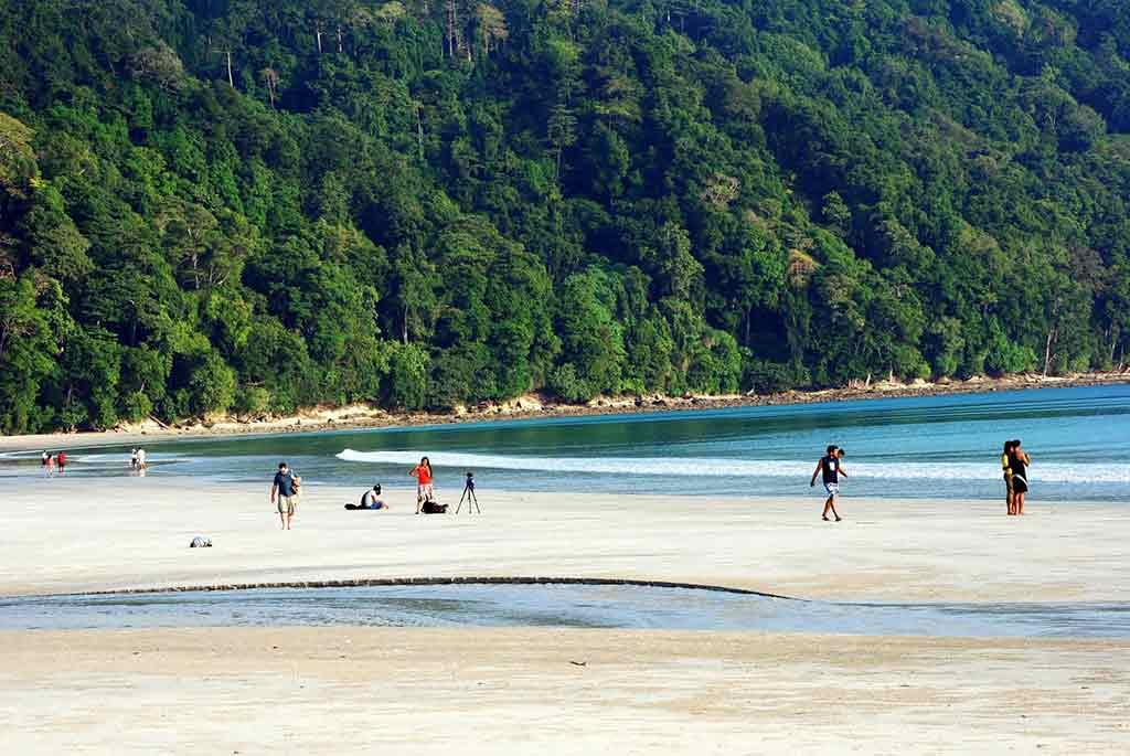 Beach  Havelock Island