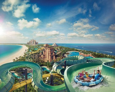 Aquaventure Water Park Dubai