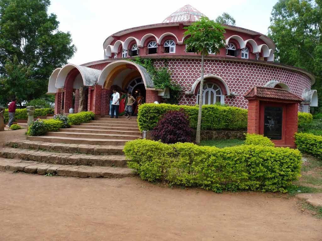 Araku Tribal Museum in Araku valley