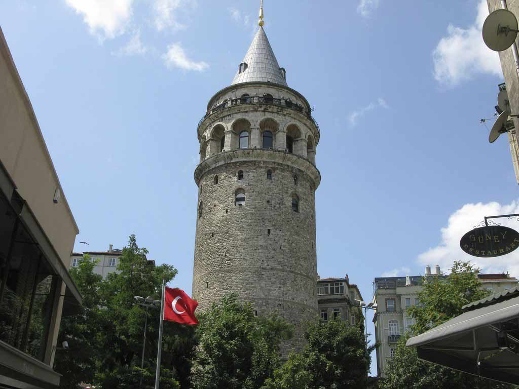 Galata Tower in Instanbul