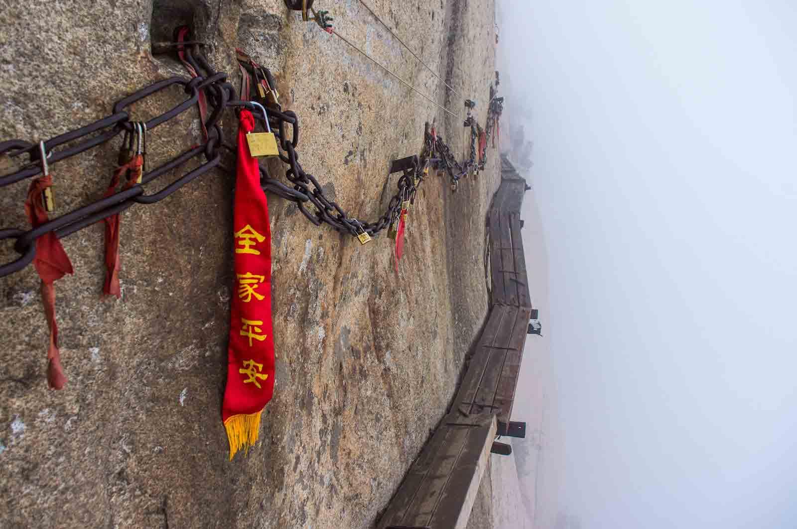 Mount Huashan China