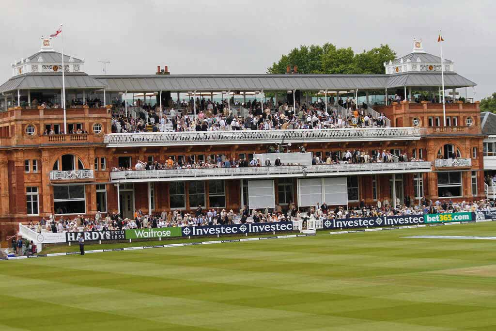 Lords ground in London