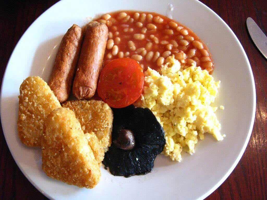 UK Veg Dish