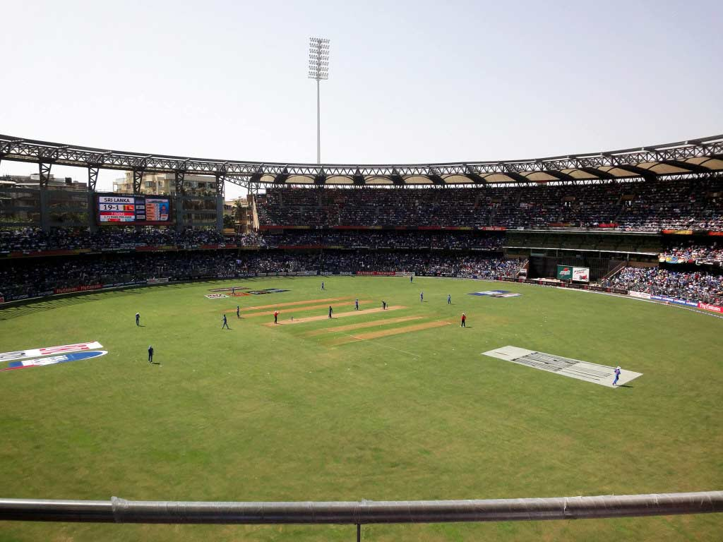 Wankhede Stadium Mumbai