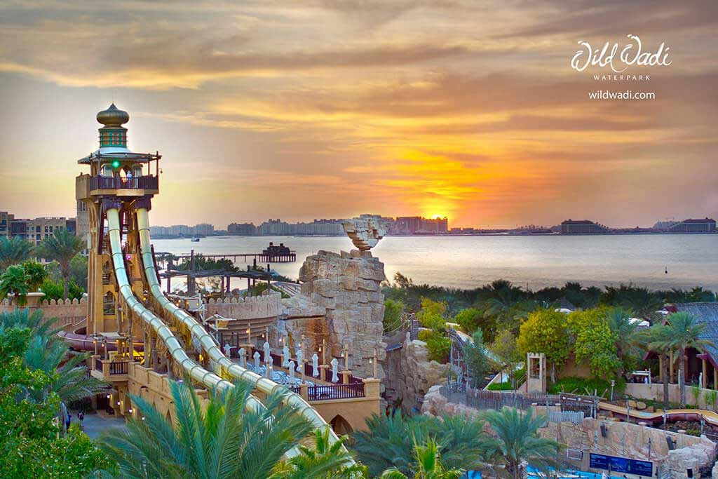 10 Interesting Facts About Wild Wadi Water Park