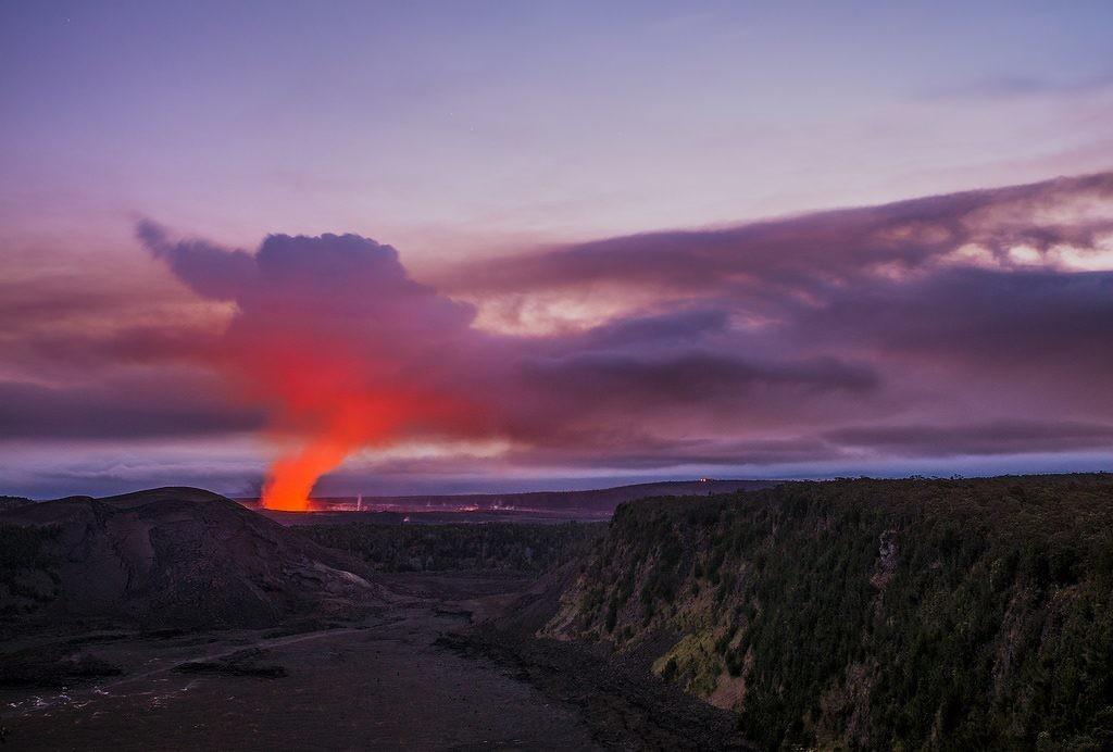 Volcanoes Volcanoes Of Hawaii