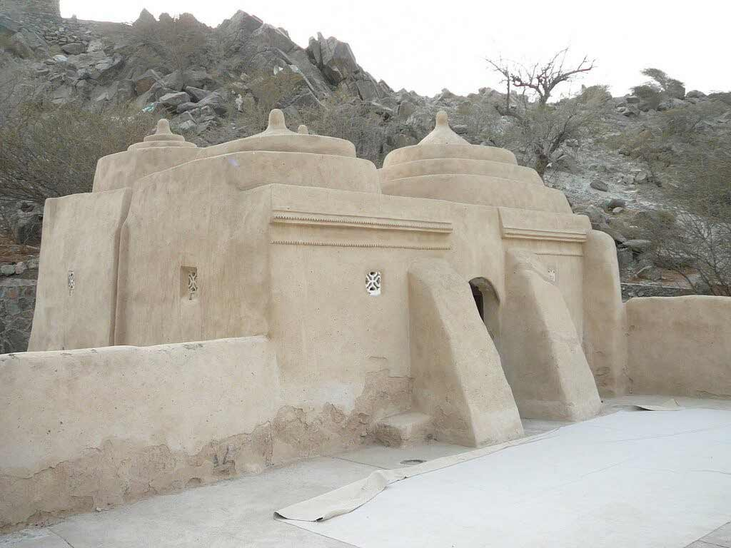 Al-Bidyah Mosque