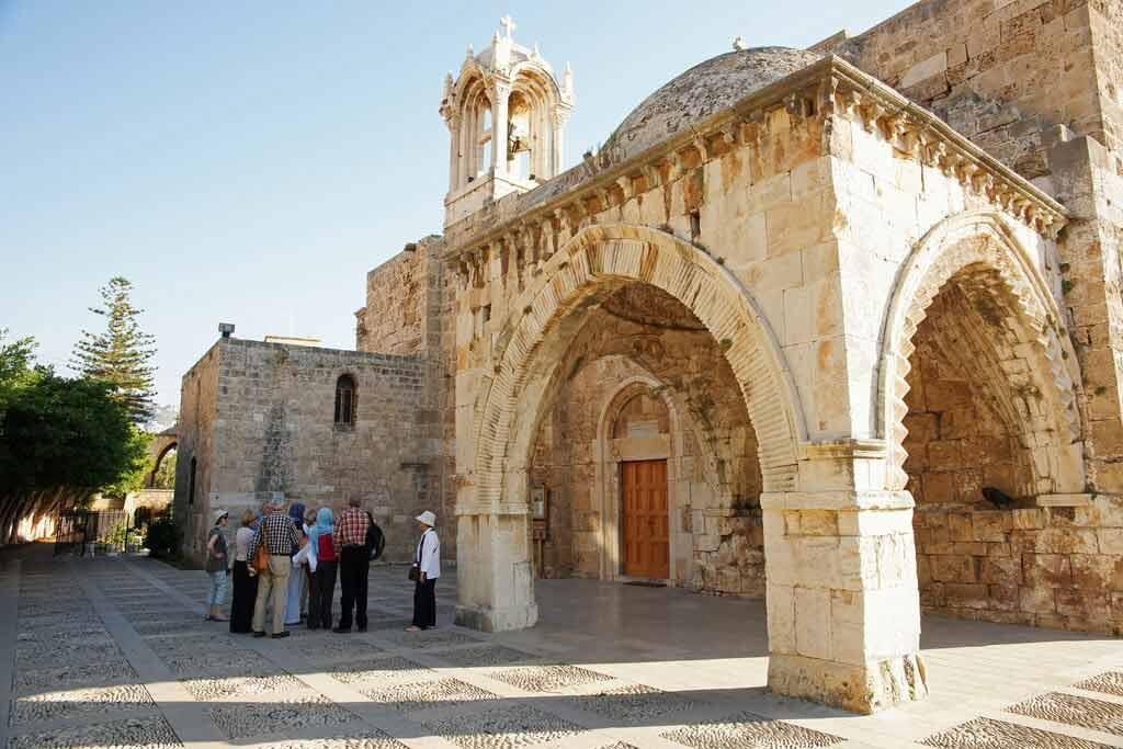 Byblos in Lebanon