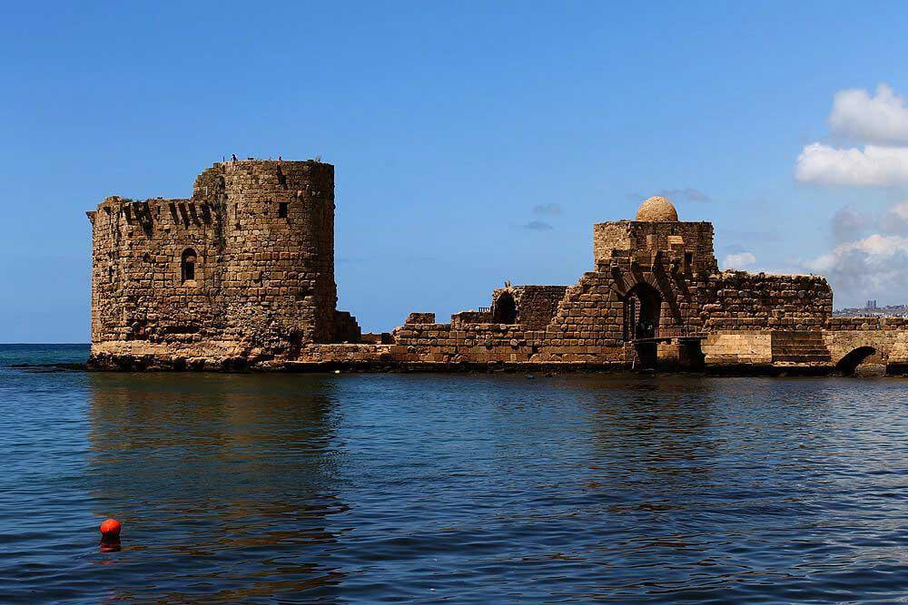 Sidon in Lebanon