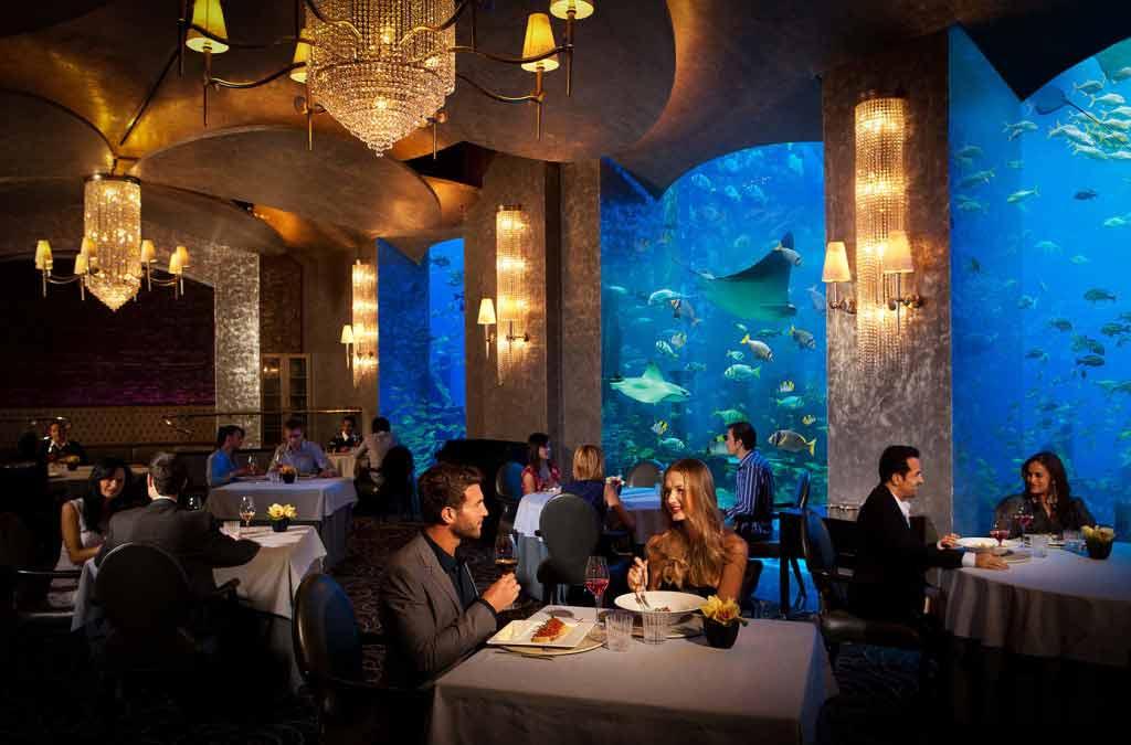 Ossiano Dubai