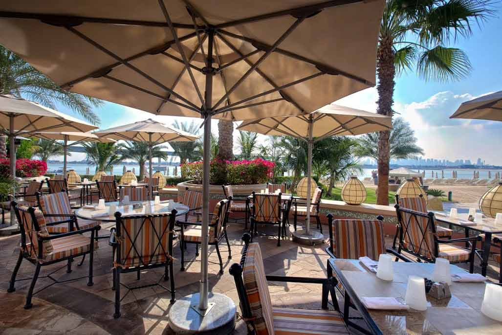 15 super romantic restaurants in dubai - Mexican restaurant palm beach gardens ...