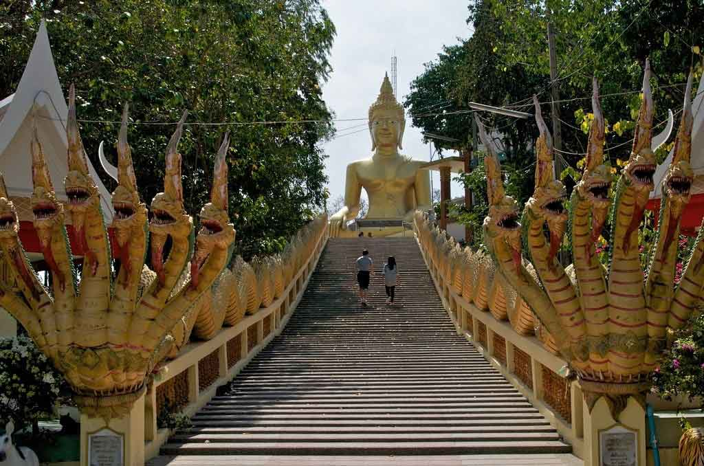Big Buddha Hill pattaya