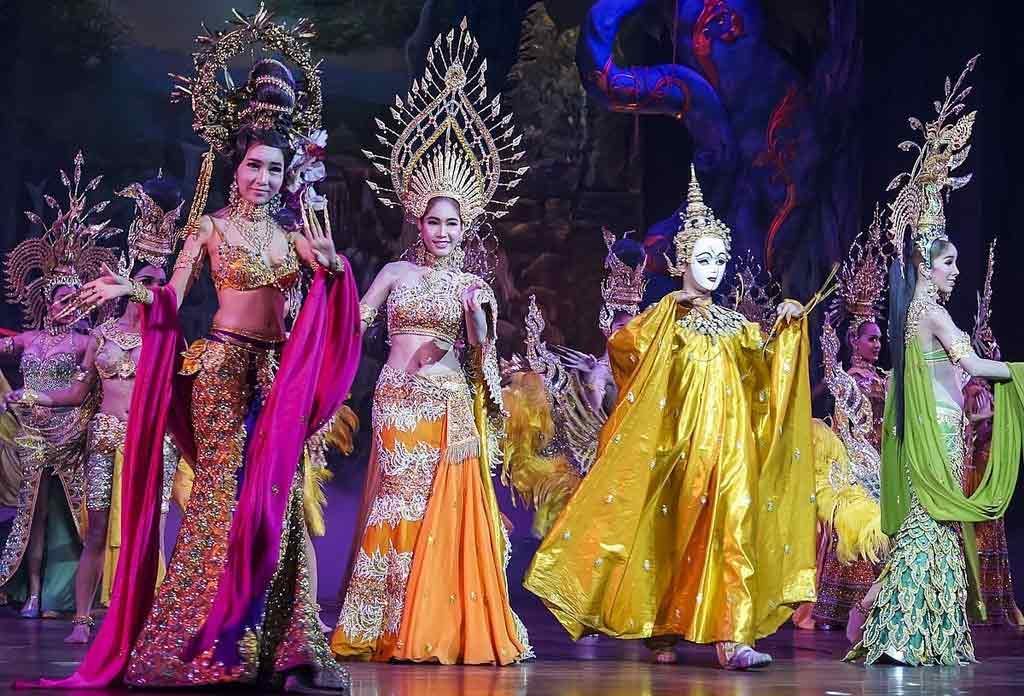 Cabaret Shows pattaya