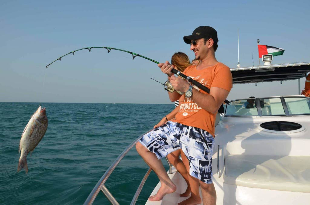 Deep Sea Fishing in Dubai
