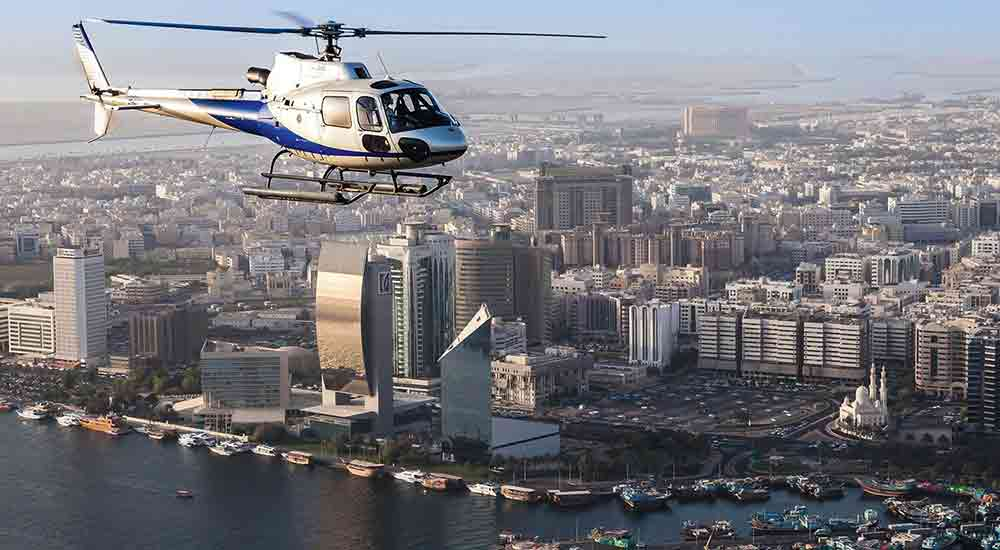 Helicopter Tour Companies In Dubai