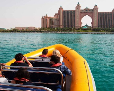 boat tour palm islands