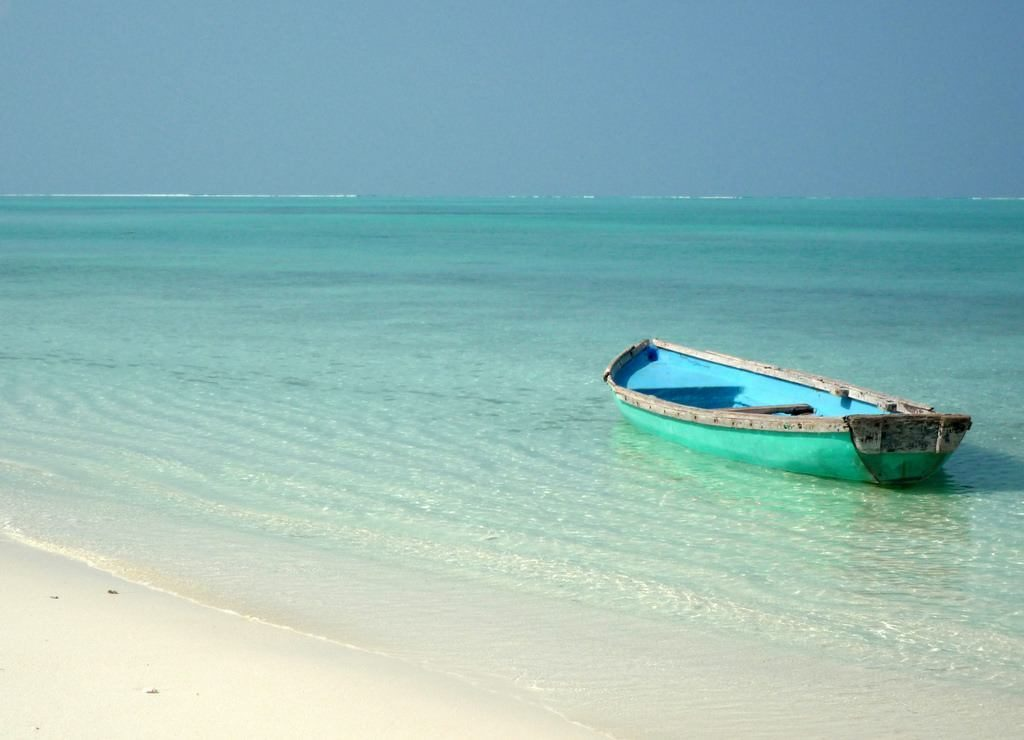 Agatti islands in Lakshadweep