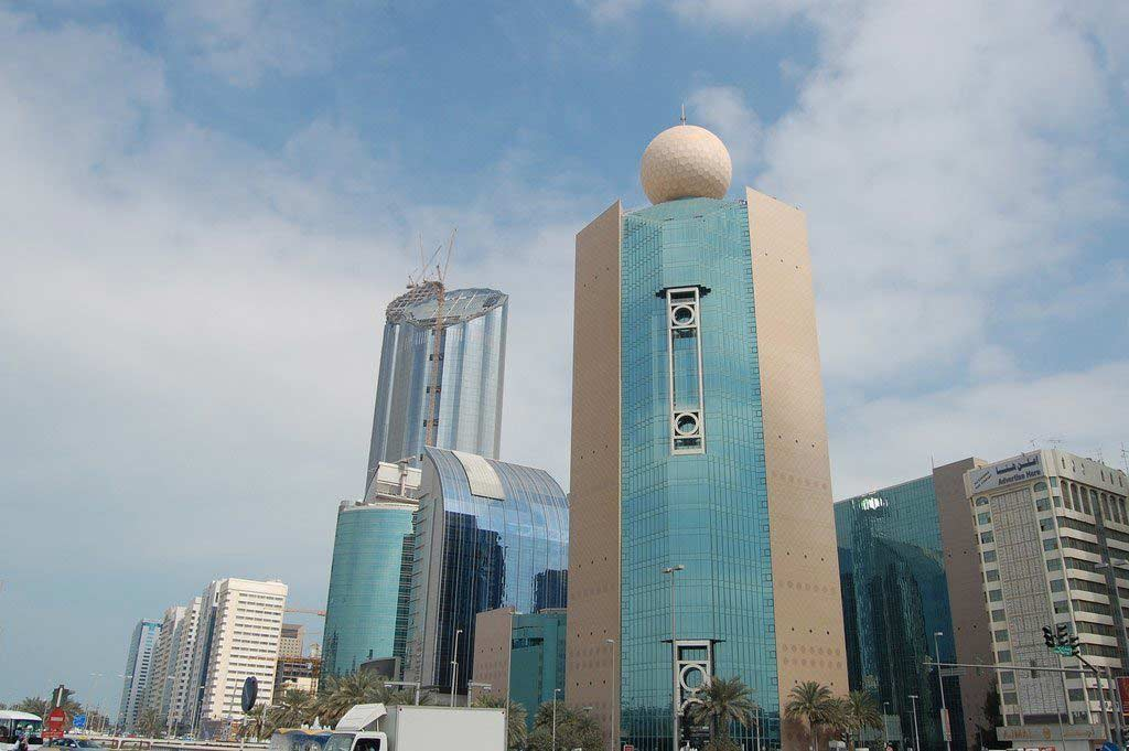 Etisalat Tower Ajman