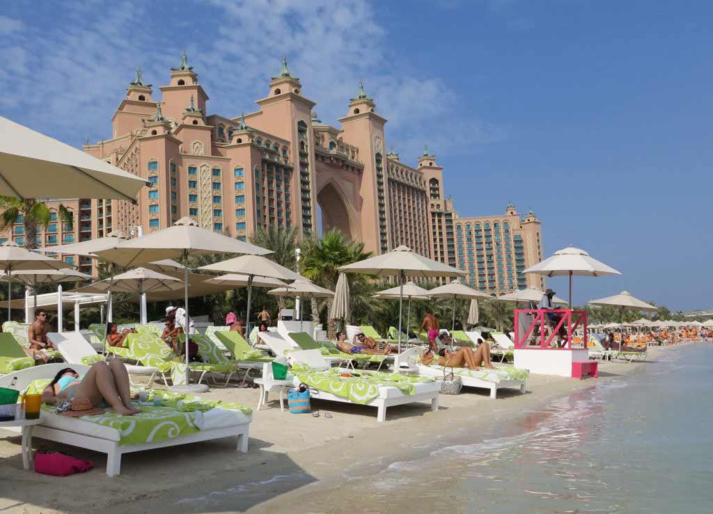 atlantis the palm beaches
