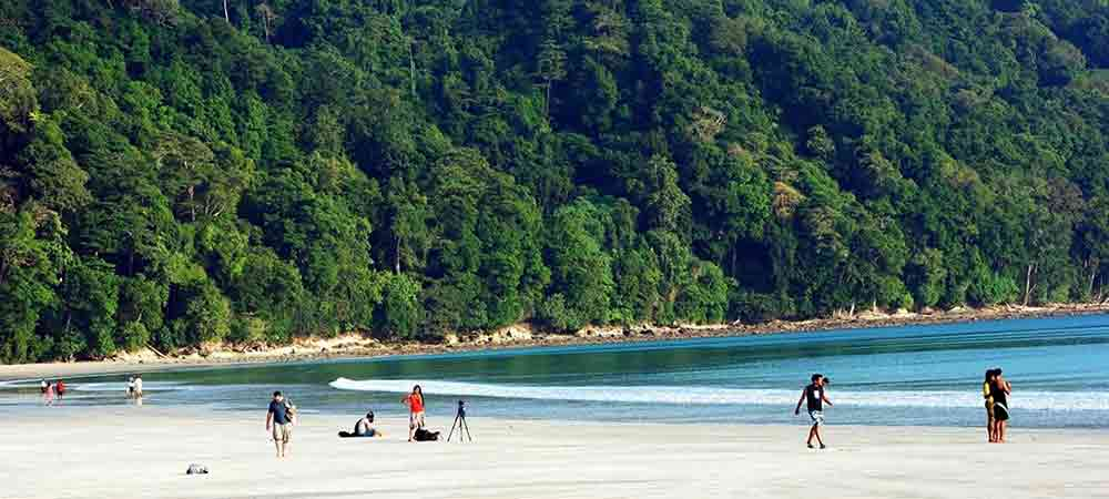 radhanagar beach havelock island andaman and nicobar