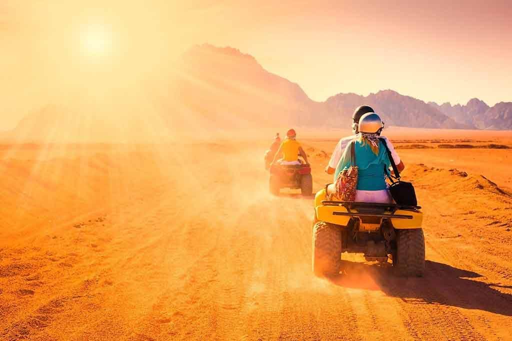 desert safari in dubai with kids