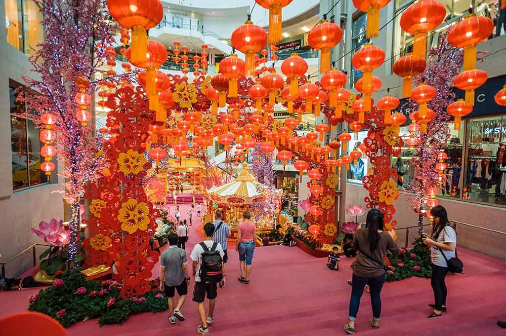 New Year in Kuala Lumpur