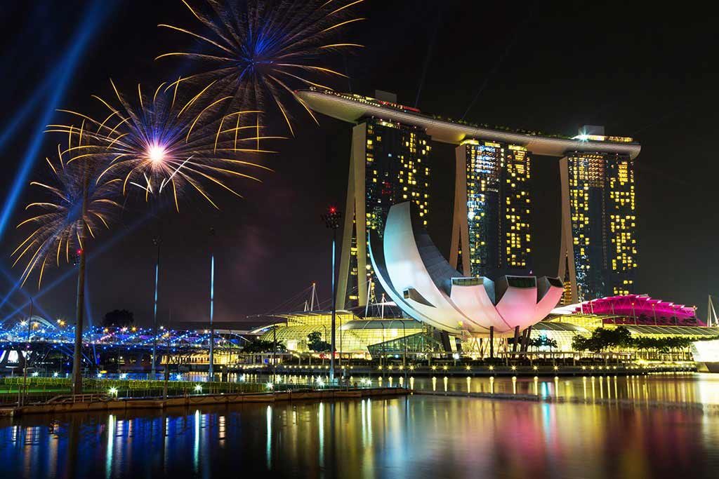 Singapore NYE