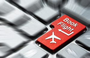 common mistakes booking flight